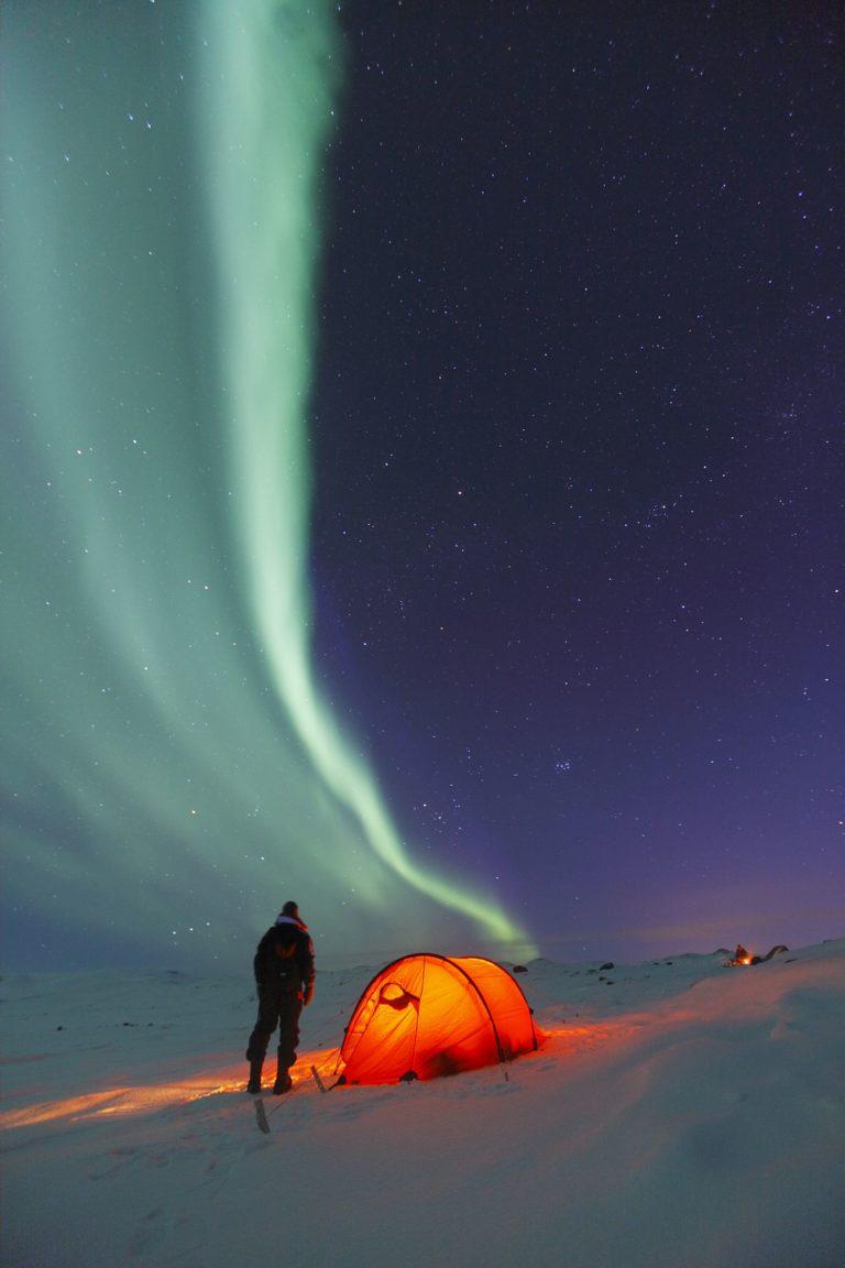 polarlicht schweden